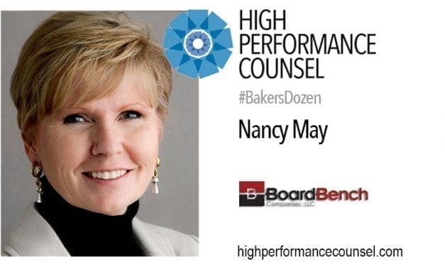 Nancy May: Directorship – Handling the Risks in Serving