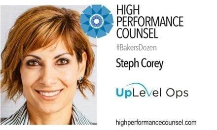 On #BakersDozen: Steph Corey, Co-Founder Of UpLevel Ops