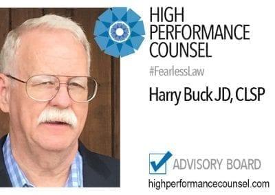 Harry Buck JD, CLSP