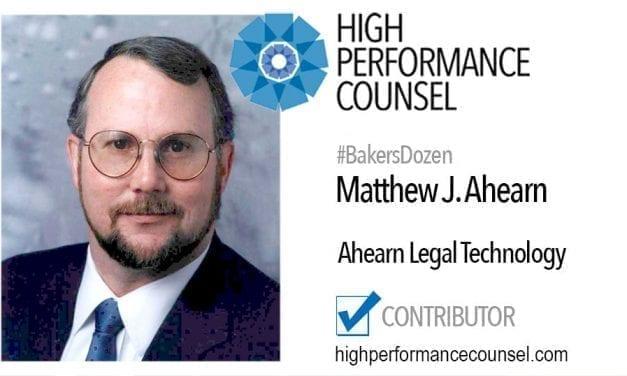 Matthew J. Ahearn, Esq.