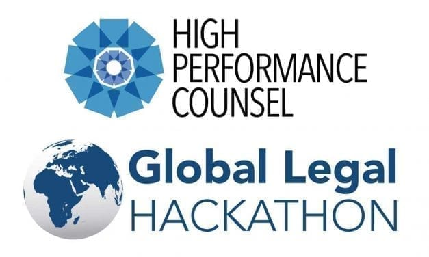 BOLD THINKING, NOT TINKERING – THOUGHTS ON THE GLOBAL LEGAL HACKATHON – CURATED BY MARY MACK