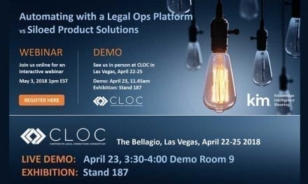 Webinar Alert: Kim Technologies Presents – Automating with a Legal Ops Platform vs Siloed Product Solutions