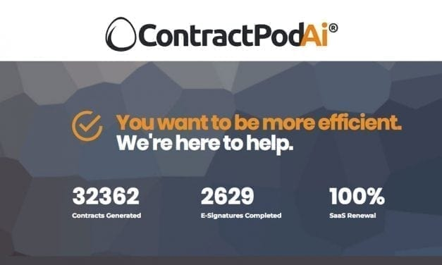 From Strength To Strength: ContractPodAi Reports Another Big Enterprise Win, Rollout