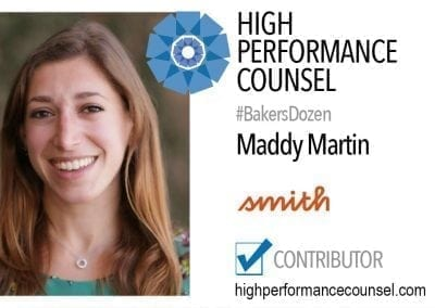 Maddy Martin