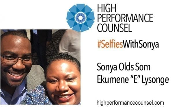 "HPC Presents: Ekumene ""E"" Lysonge In Conversation with Sonya Olds Som on #SelfiesWithSonya"