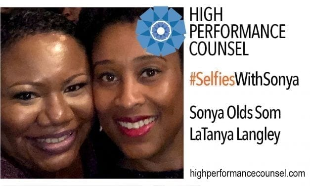 On #SelfiesWithSonya: LaTanya Langley – Vice President & General Counsel of BIC International – In Interview With Sonya Olds Som