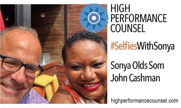 On #SelfiesWithSonya: John Cashman | President  – Major, Lindsey & Africa In Interview With Sonya Olds Som