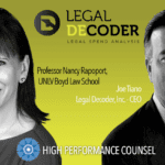 On The Money: Experts Discuss Data Driven Techniques For Evaluating Fees In Complex Bankruptcy Cases