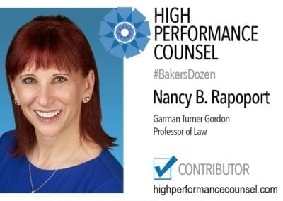 Nancy B. Rapoport