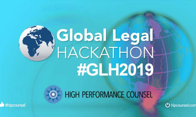 NEWS RELEASE: GLOBAL LEGAL HACKATHON 2019 TO INTRODUCE TECHNOLOGY HUB
