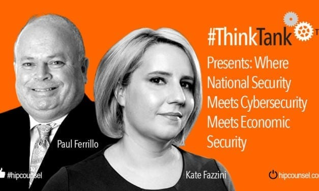 HPC #ThinkTank Presents: Where National Security Meets Cybersecurity Meets Economic Security