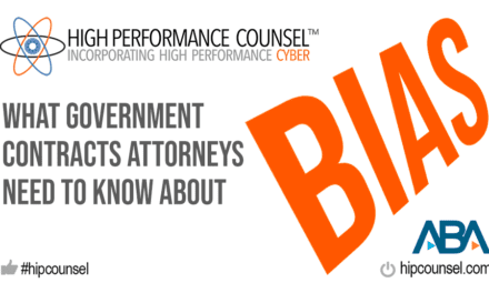 What Government Contracts Attorneys Need To Know About Bias