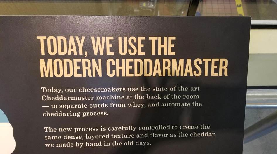 Cheesemakers are Innovating.