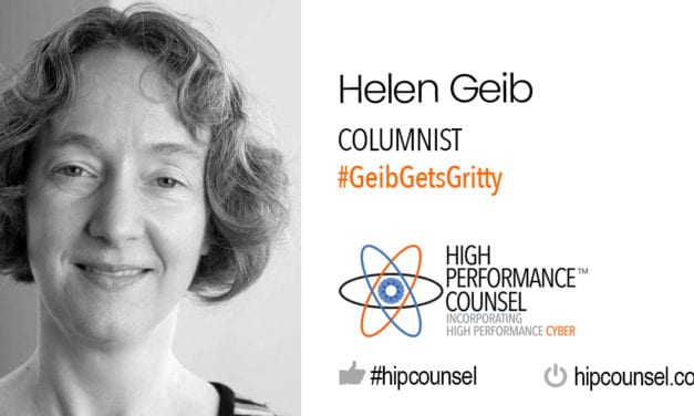 On The #GeibGetsGritty Cyber Series Part 3 – The Ethical Duty by Feature Columnist Helen Geib