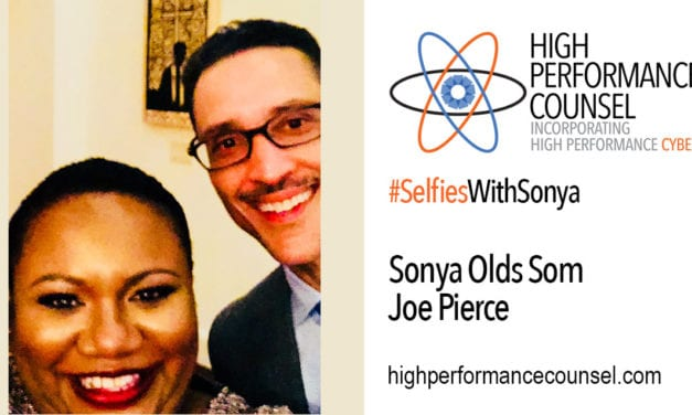 HPC Presents #SelfiesWithSonya: Joe Pierce, VP & GC of Hornets Sports & Entertainment