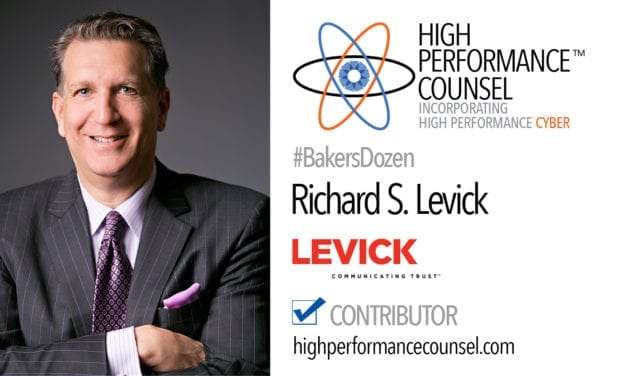 Richard S. Levick, Esq.