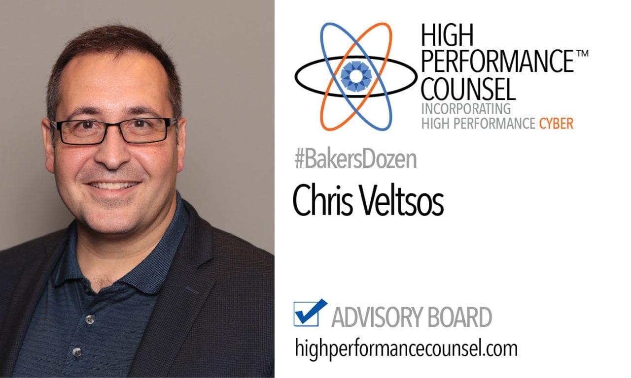 Chris Veltsos