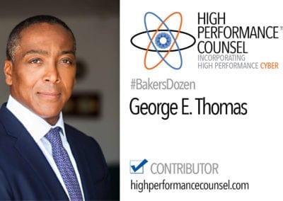 George E. Thomas