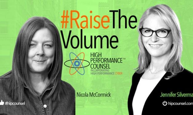On #RaiseTheVolume – Nicola McCormick In Interview With Jennifer Silverman