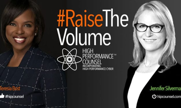On #RaiseTheVolume – Teresia Bost In Interview With Jennifer Silverman